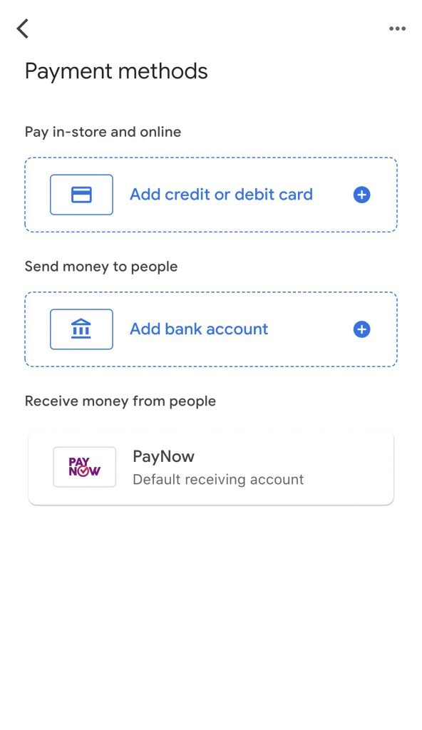 Google Pay Add Payment Method2