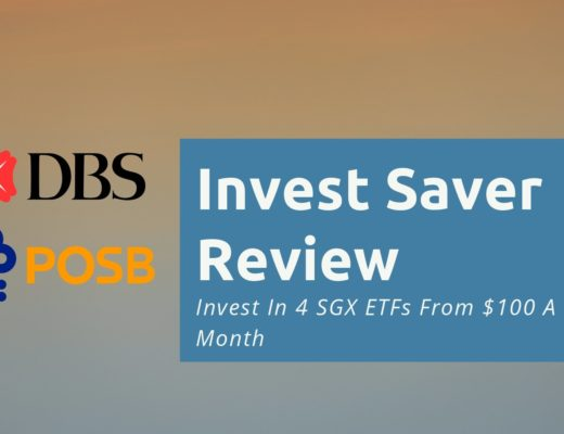 DBS POSB Invest Saver Review