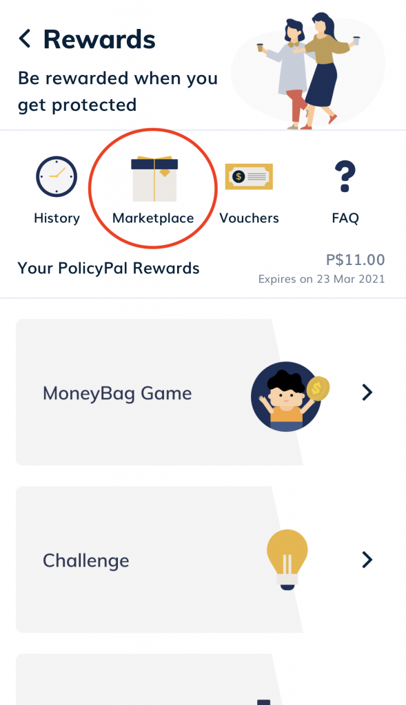 PolicyPal Marketplace 2