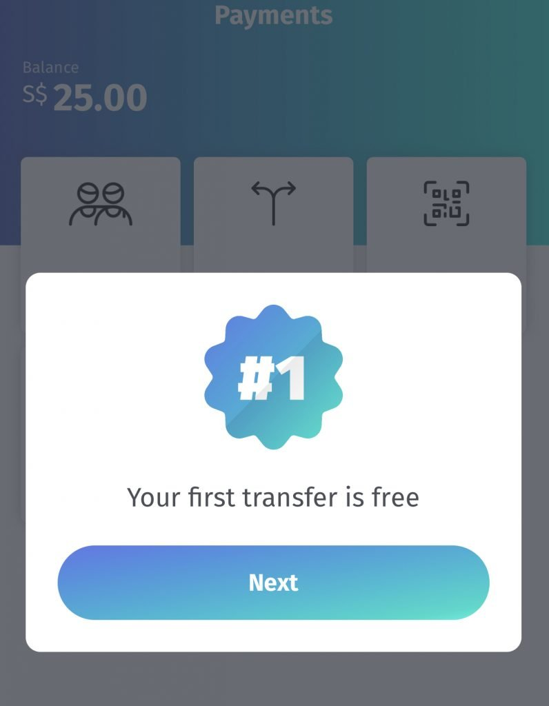 BigPay First International Bank Transfer Is Free