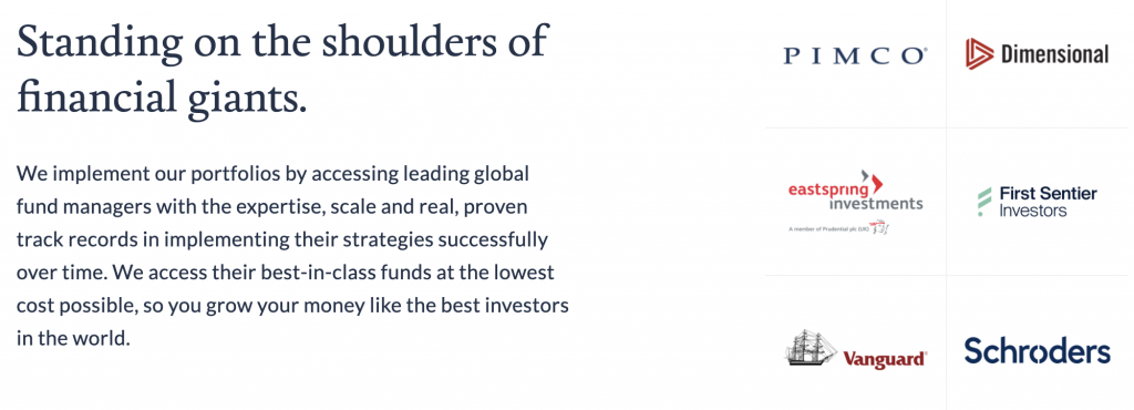 Endowus Fund Managers