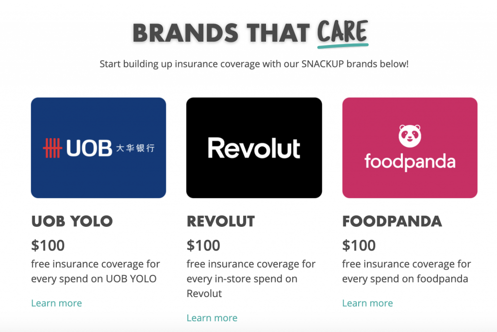 SNACK by Income SNACKUP