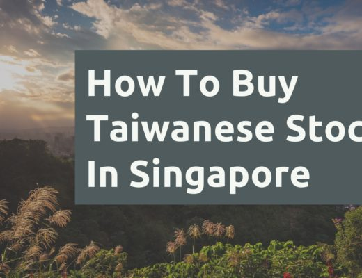 How To Buy Taiwan Stocks In Singapore