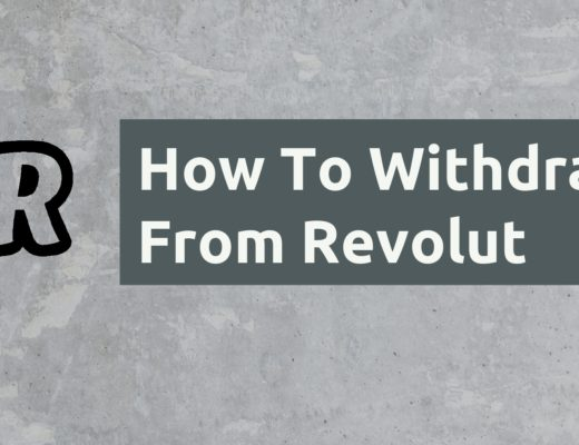 How To Withdraw From Revolut
