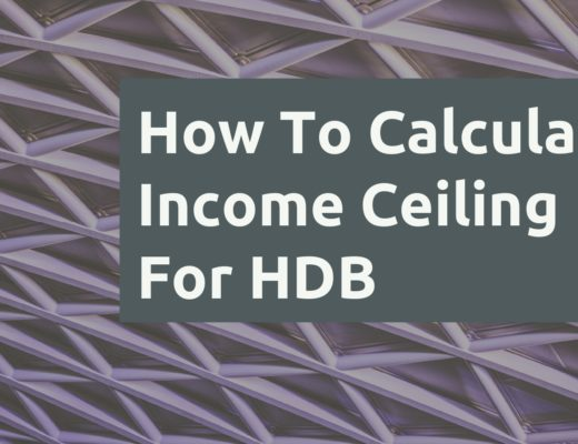 How To Calculate Income Ceiling HDB
