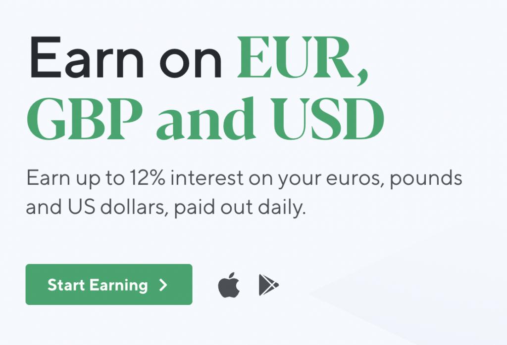 Nexo Earn On Fiat Currency