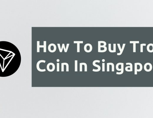 How To Buy Tron Coin In Singapore