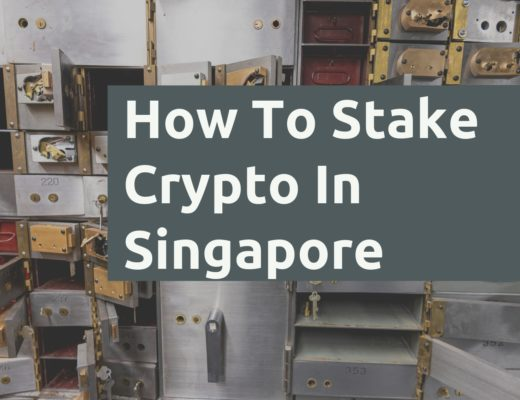 How To Stake Crypto In Singapore