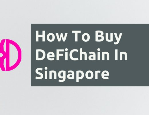 How To Buy DeFiChain In Singapore