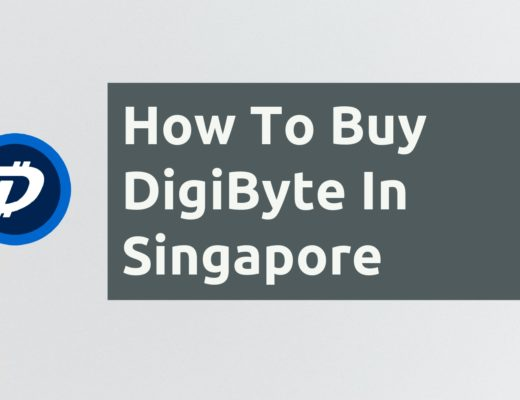 How To Buy DigiByte In Singapore