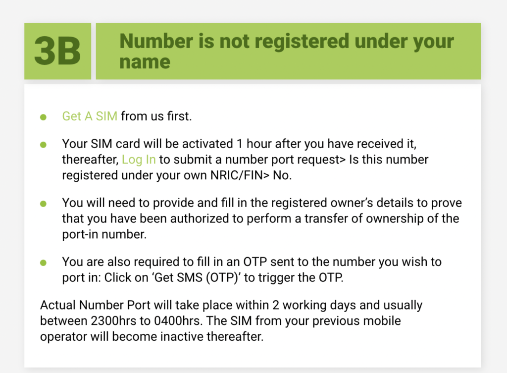 CMLink Transfer of Ownership