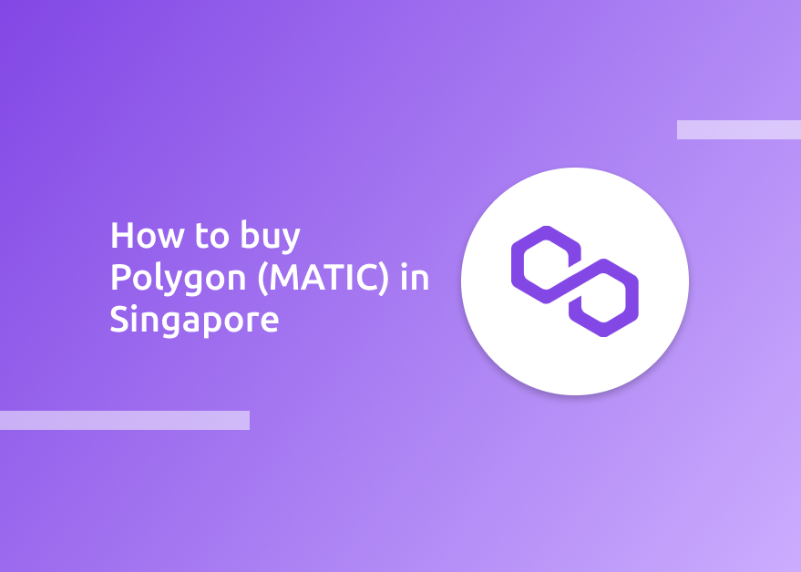 How To Buy Polygon MATIC In Singapore