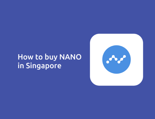 How to buy NANO In Singapore