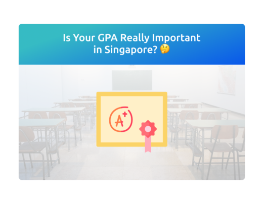 Is GPA Important Singapore