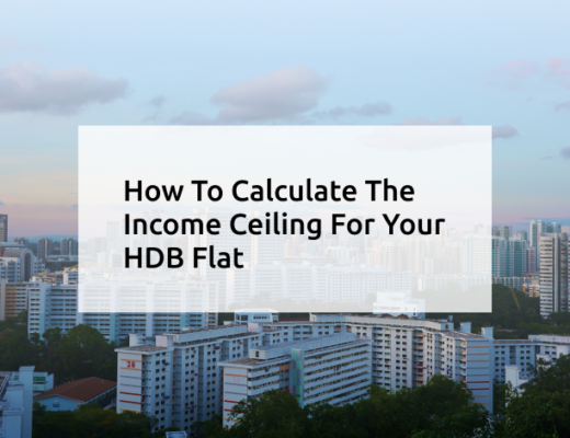 How To Calculate Income Ceiling For HDB Flat